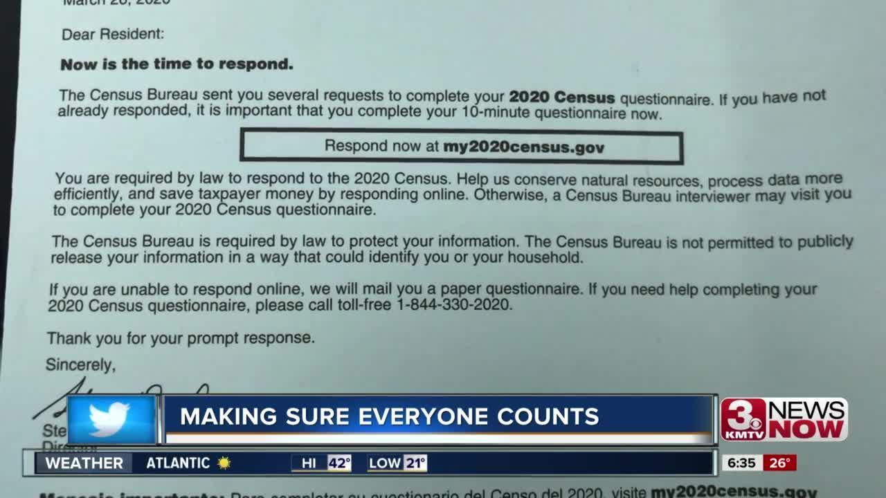 2020 Census: Making sure everyone counts