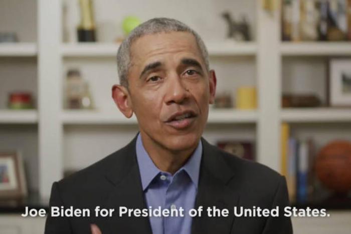 Barack Obama Endorses Joe Biden For President
