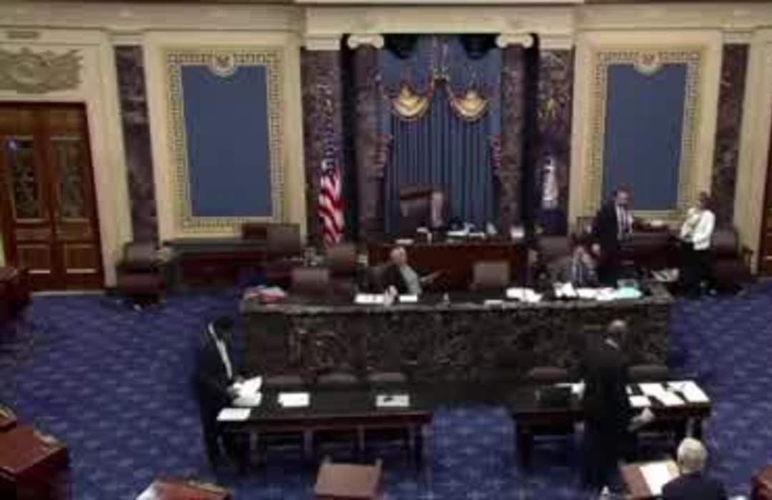 U.S. Senate passes $500 bln coronavirus aid package