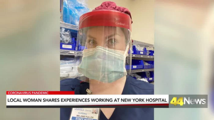nurse new york