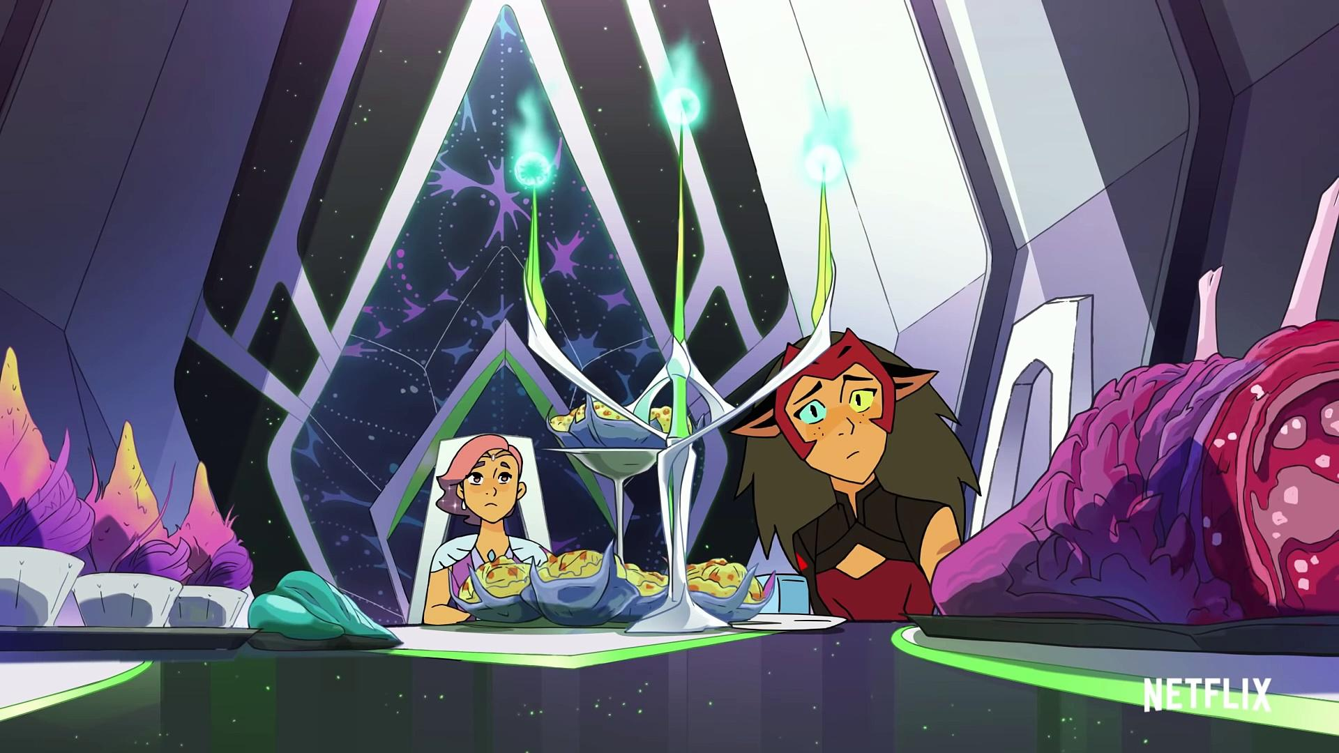 SHE-RA AND THE PRINCESSES OF POWER Season 5 Clip - One News Page VIDEO