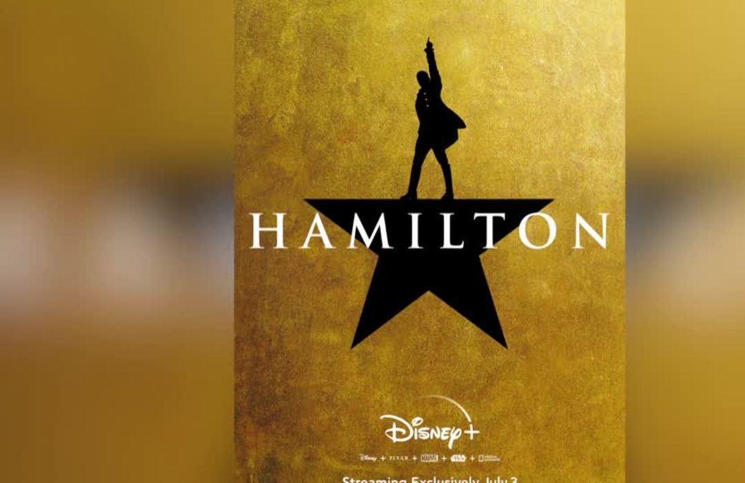 'Hamilton' film gets fast-tracked to Disney+