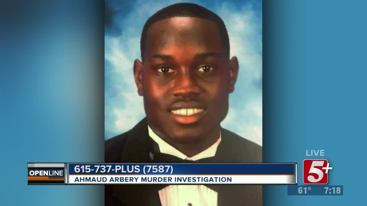 Ahmaud Arbery Murder Investigation p1