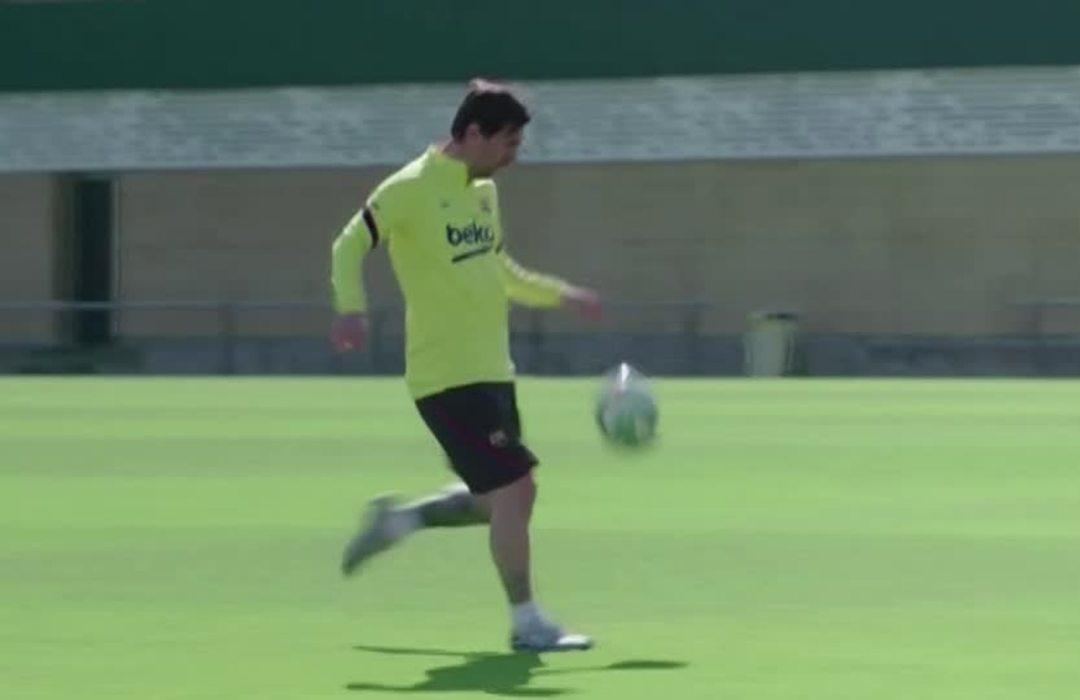La Liga to allow players to begin training in groups of ten Monday