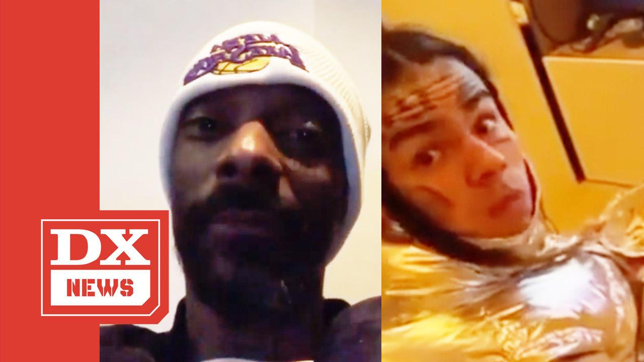 Snoop Dogg Sends Ominous Warning To 'Rat Boy' Tekashi 6ix9ine Gets Response