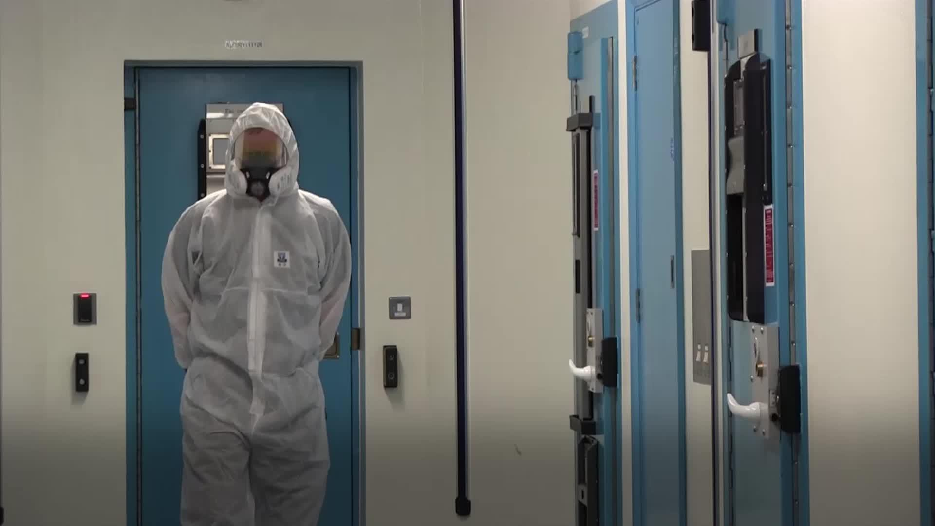 Belfast custody unit makes secure block for Covid-19 prisoners