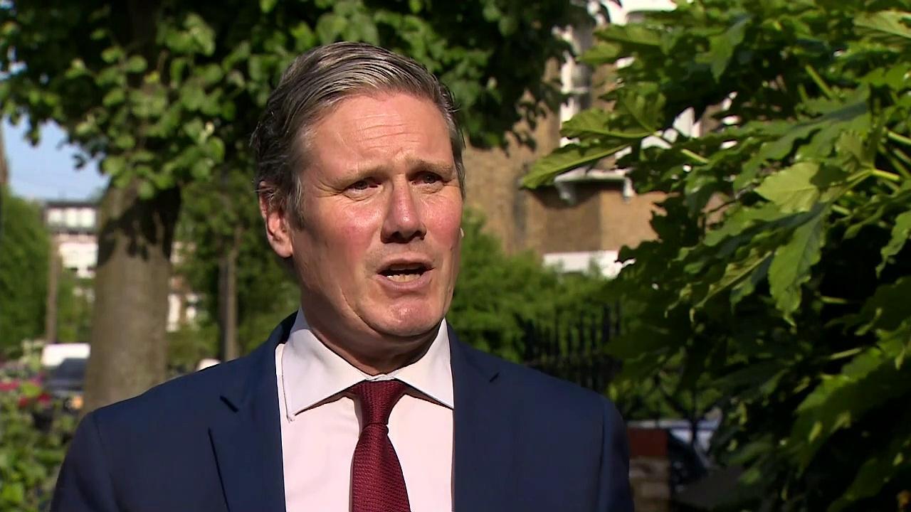 Starmer welcomes PM's NHS surcharge U-turn