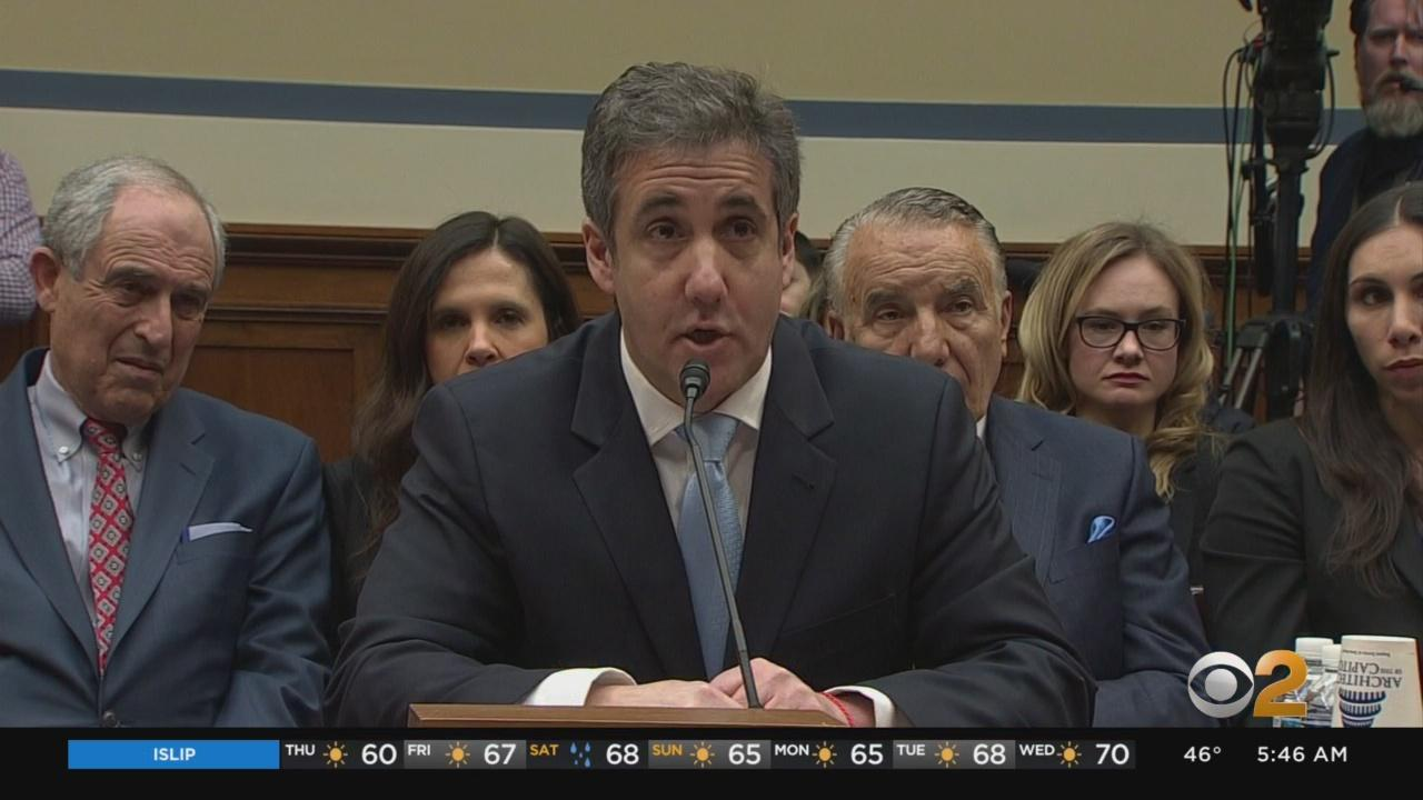 Michael Cohen Set To Be Released From Prison