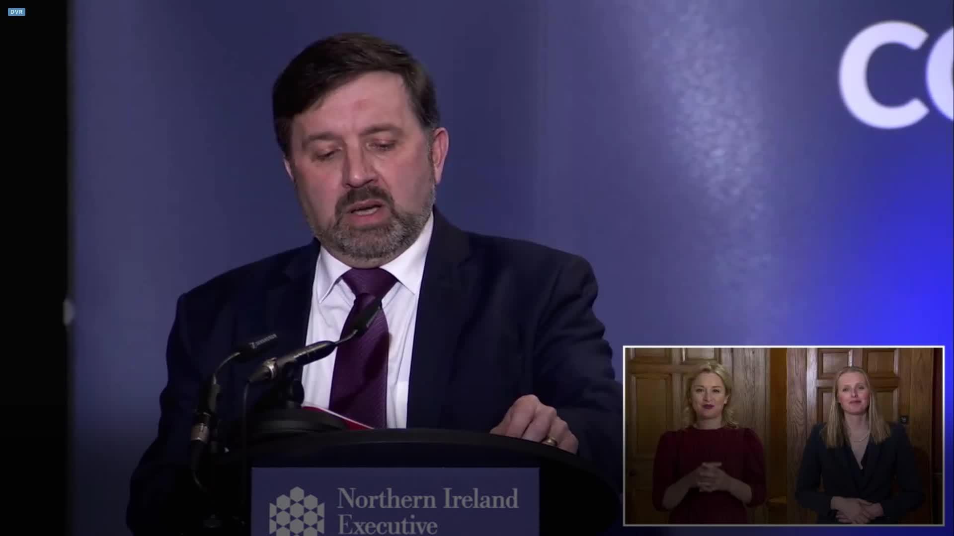 No new coronavirus deaths reported in Northern Ireland
