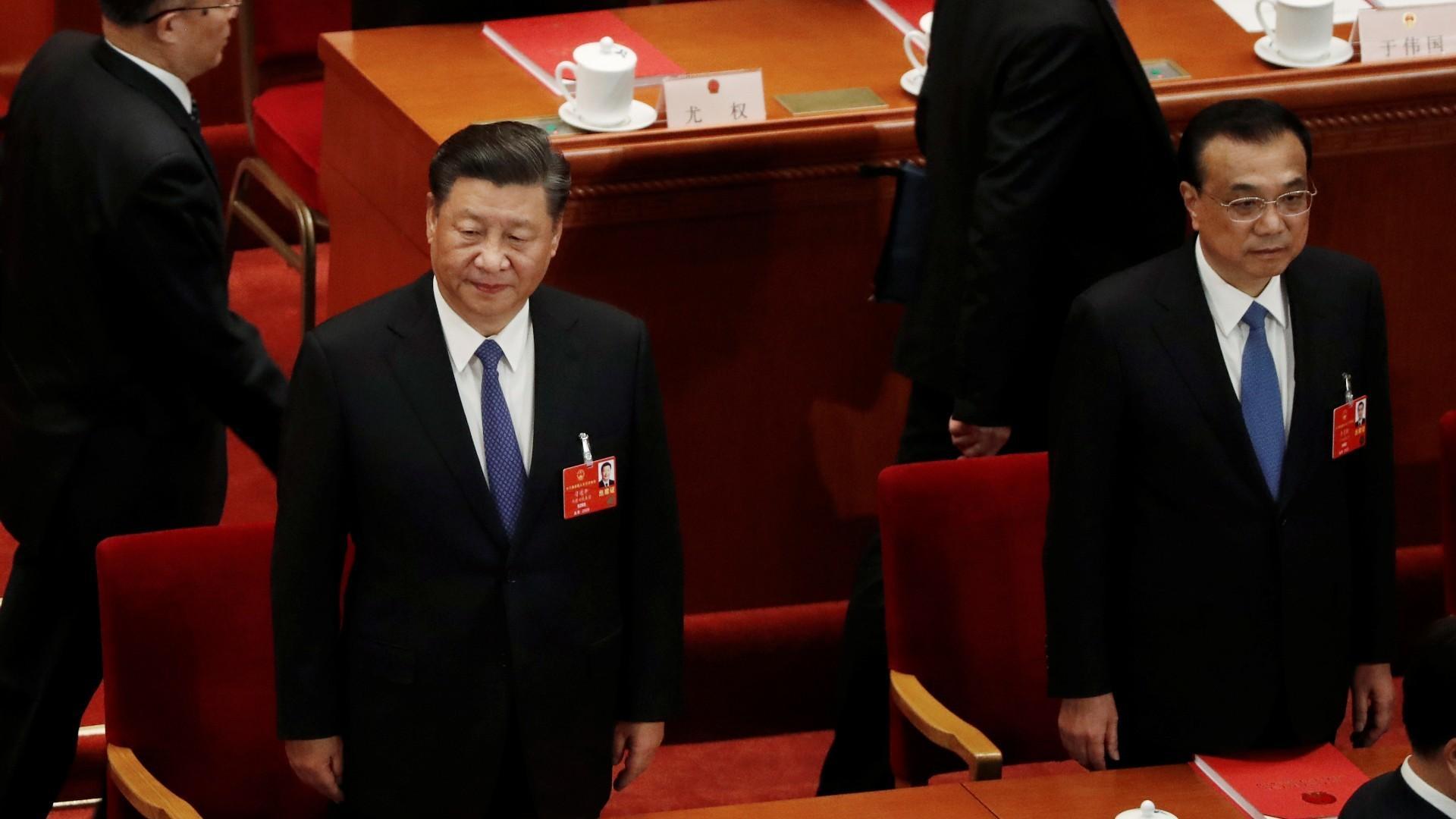 China's parliament passes Hong Kong national security law