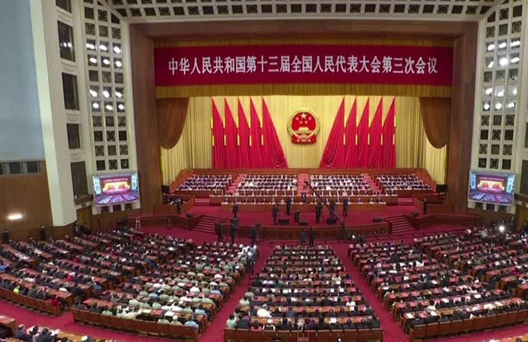China parliament approves Hong Kong security bill