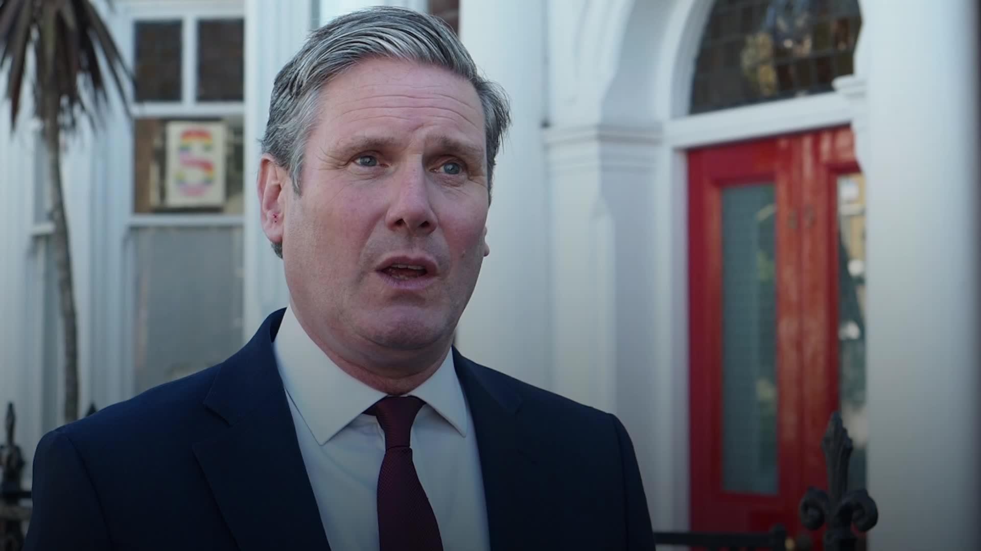 Sir Keir Starmer: Labour supports gradual easing of lockdown