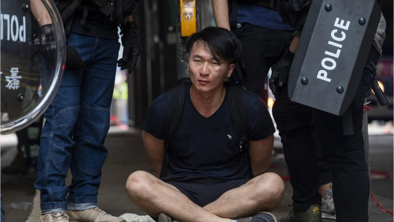 Britain May Offer 'Path To Citizenship' For Hong Kong