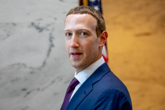 Mark Zuckerberg admits to agonising about Donald Trump post