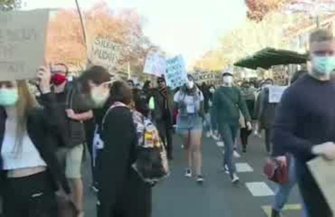 NSW moves to block Black Lives Matter protest