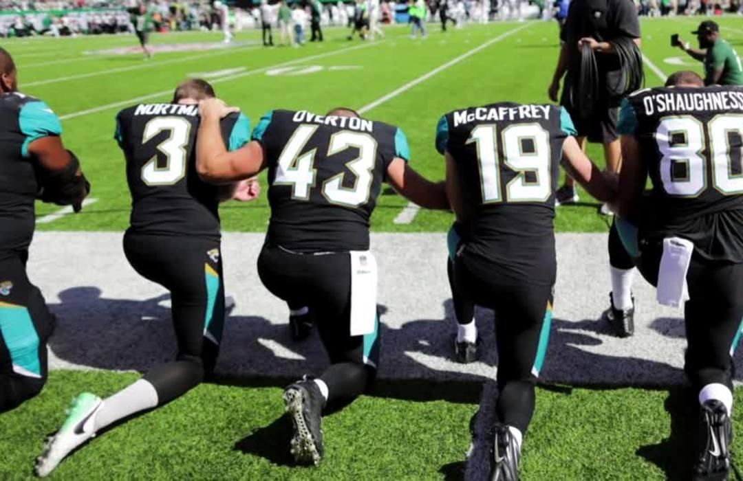 'We were wrong': NFL commissioner regrets stance on player protests