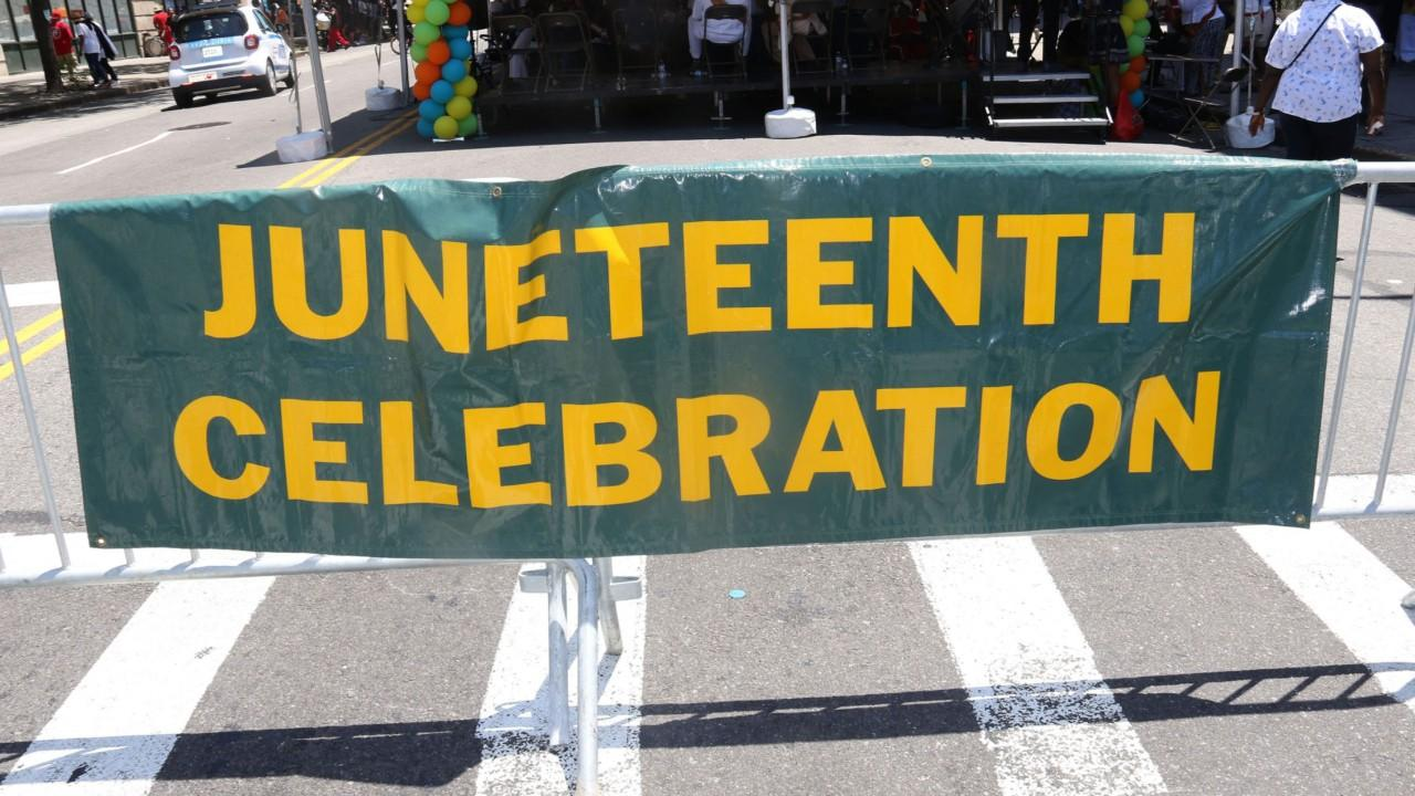 Juneteenth Takes On Added Meaning This Year