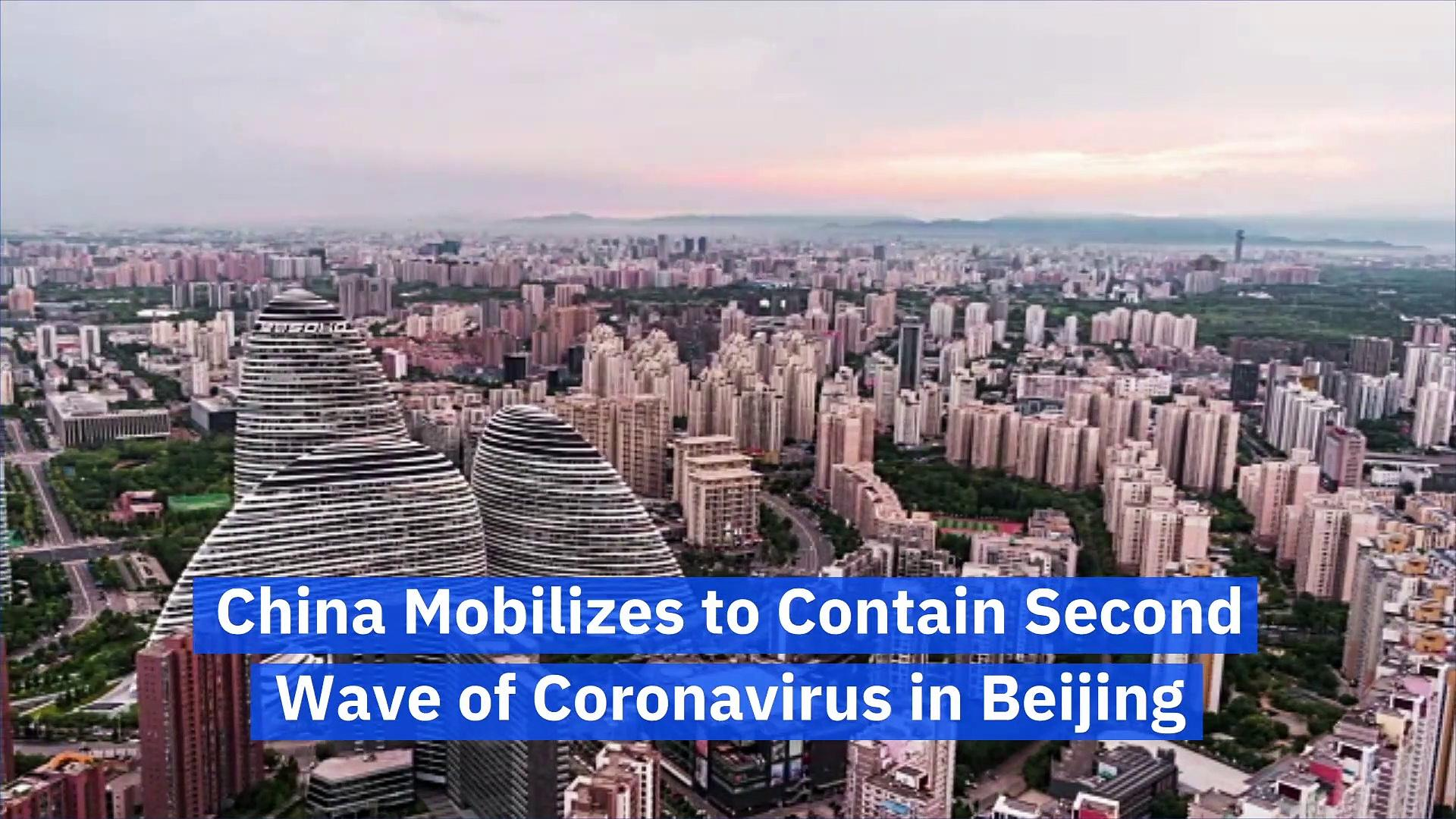 China Mobilizes to Contain Second Wave of Coronavirus in Beijing