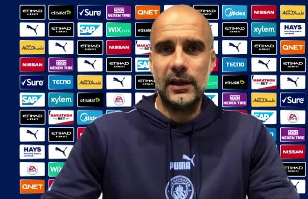 White people should apologise for racism, says Guardiola