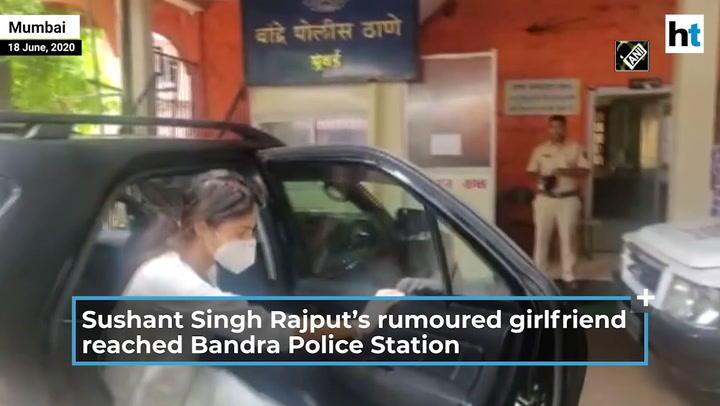 Sushant Singh Rajput S Rumoured Girlfriend One News Page Video