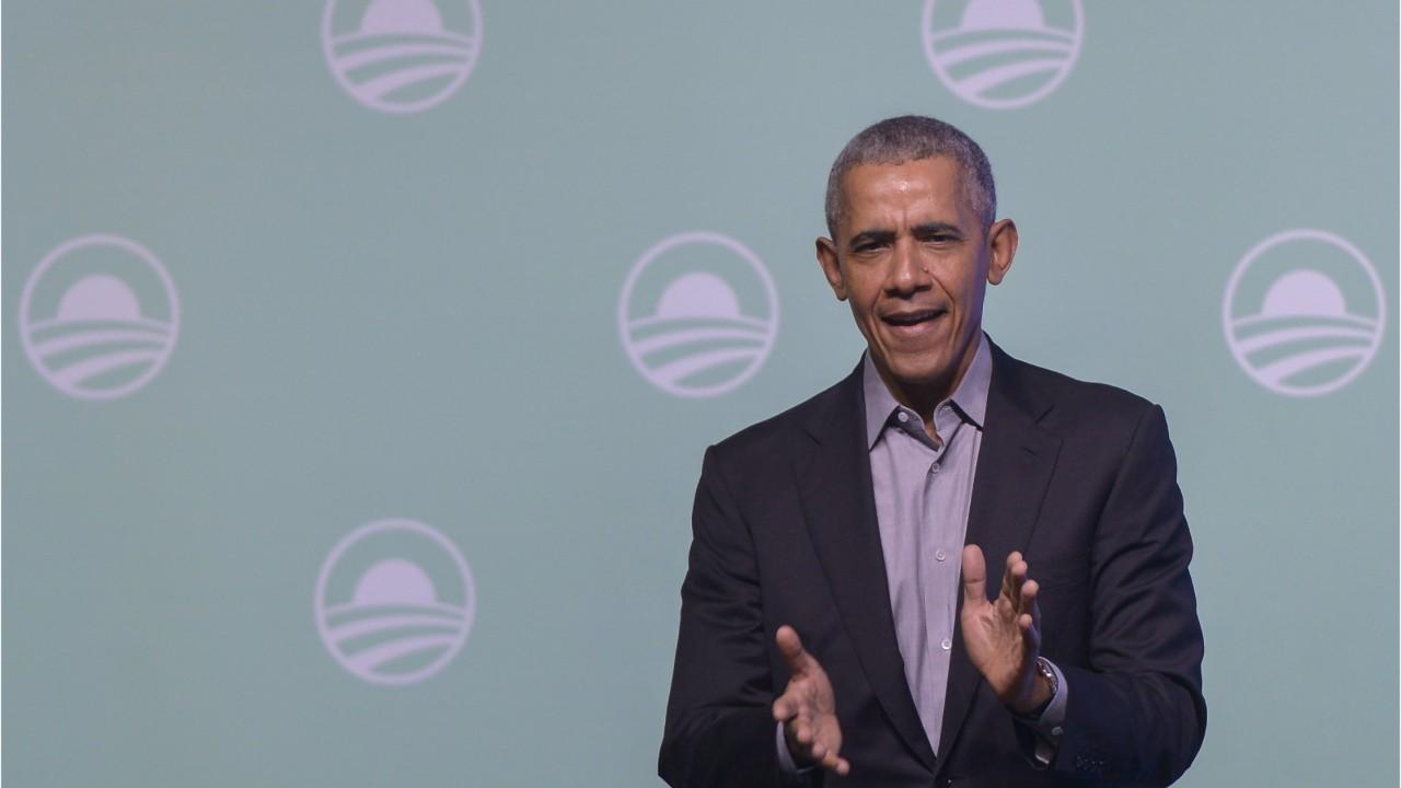 Obama Criticizes Trump During Fundraiser