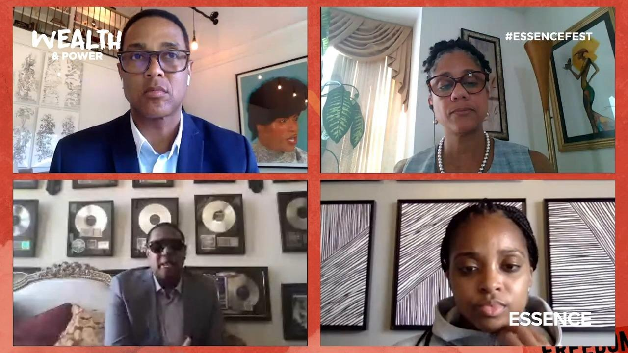 Enough is Enough: Taking Action in the Fight for Our Future sponsored by Census Bureau Pt. 1-Master P on Voting