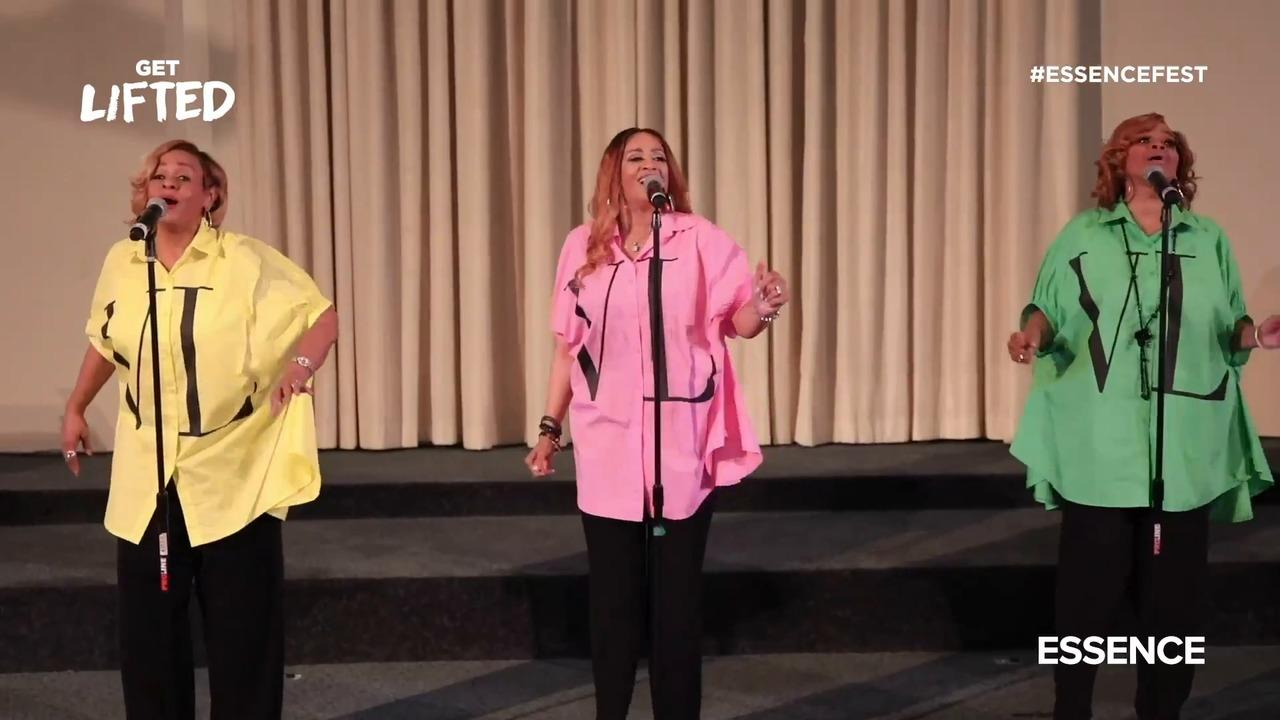 WATCH: The Clark Sisters Perform at Essence Fest's First Ever Virtual Festival