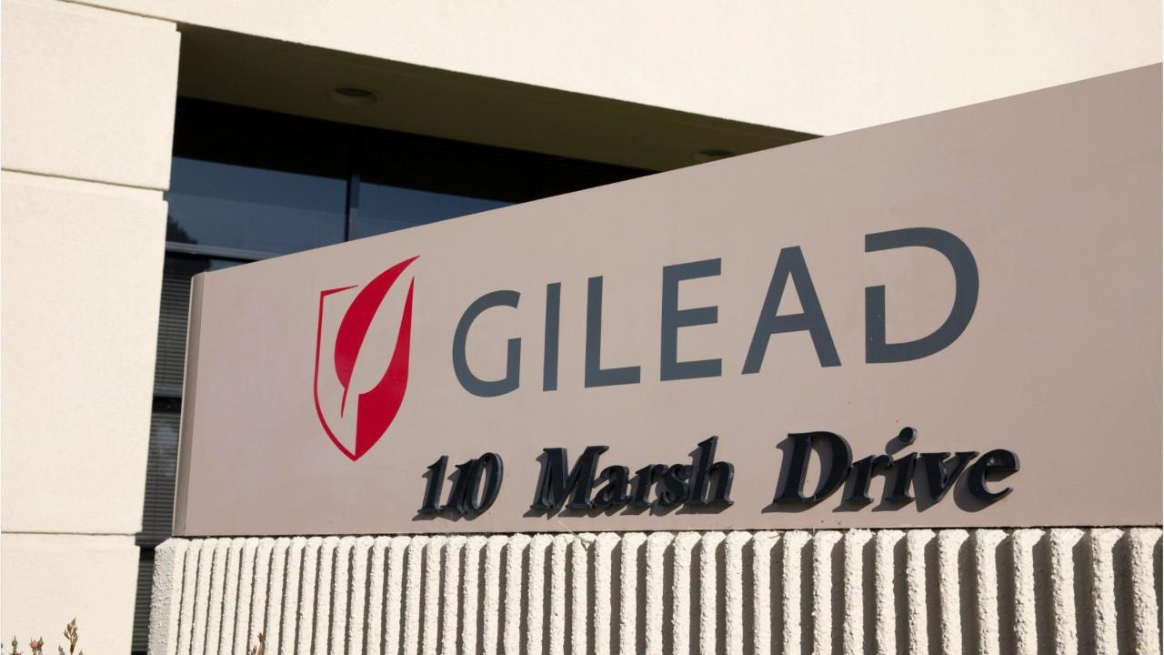 Gilead to Charge $3,120 Per Patient for Typical Covid-19 Treatment
