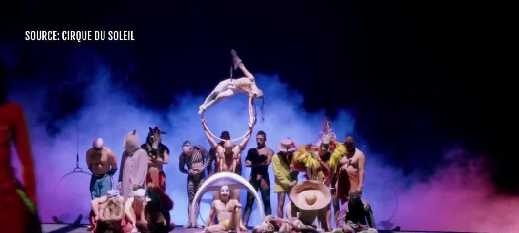 Cirque de Soleil files for bankruptcy