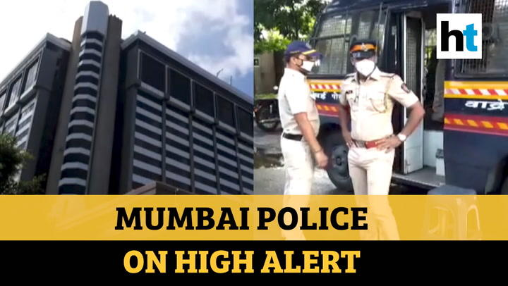 After Pak stock exchange attack, security tightened outside Mumbai's Taj hotel