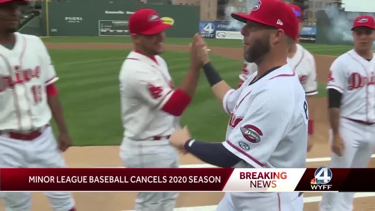 MiLB cancels 2020 season