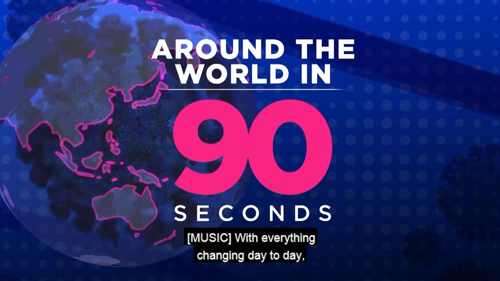 Around the World in 90 Seconds: July 7, 2020