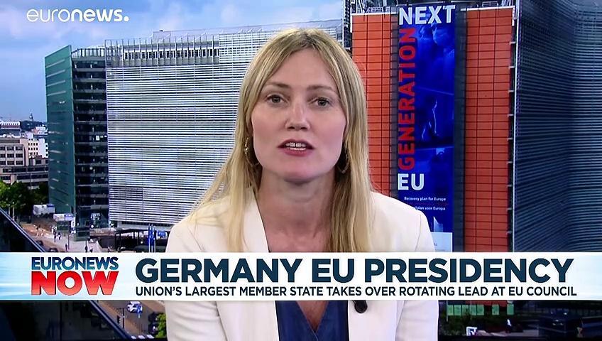 EU recovery package in spotlight as Angela Merkel addresses European Parliament