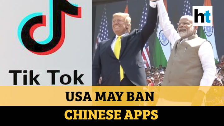 After India, USA to ban Chinese apps like TikTok? Trump aide drops hint