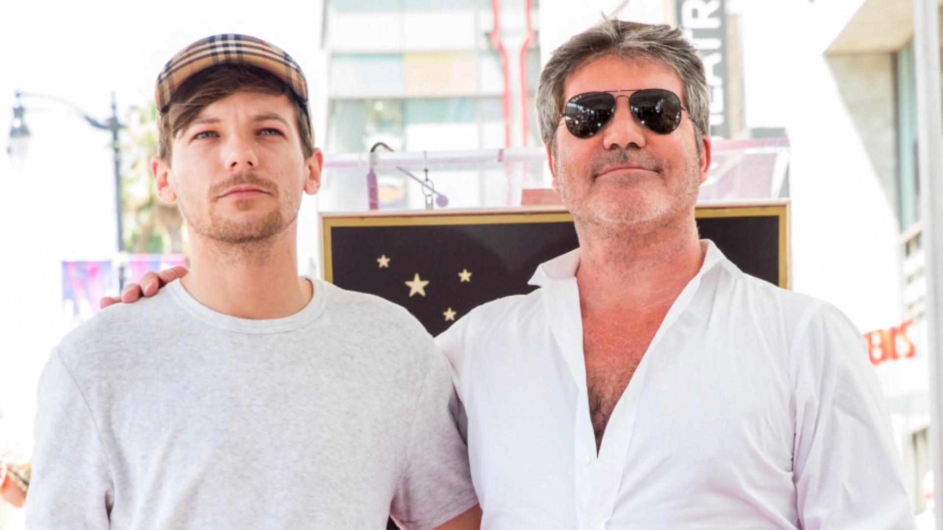 Louis Tomlinson exits Simon Cowell's record label