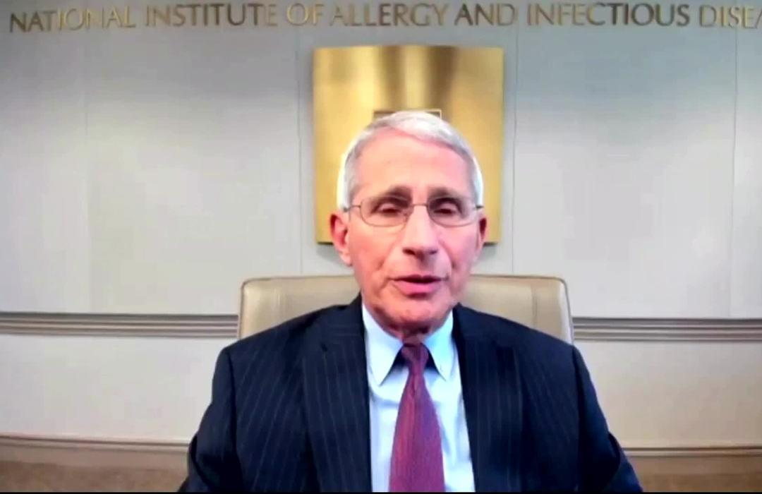 Vaccine possible by the end of the year: Fauci