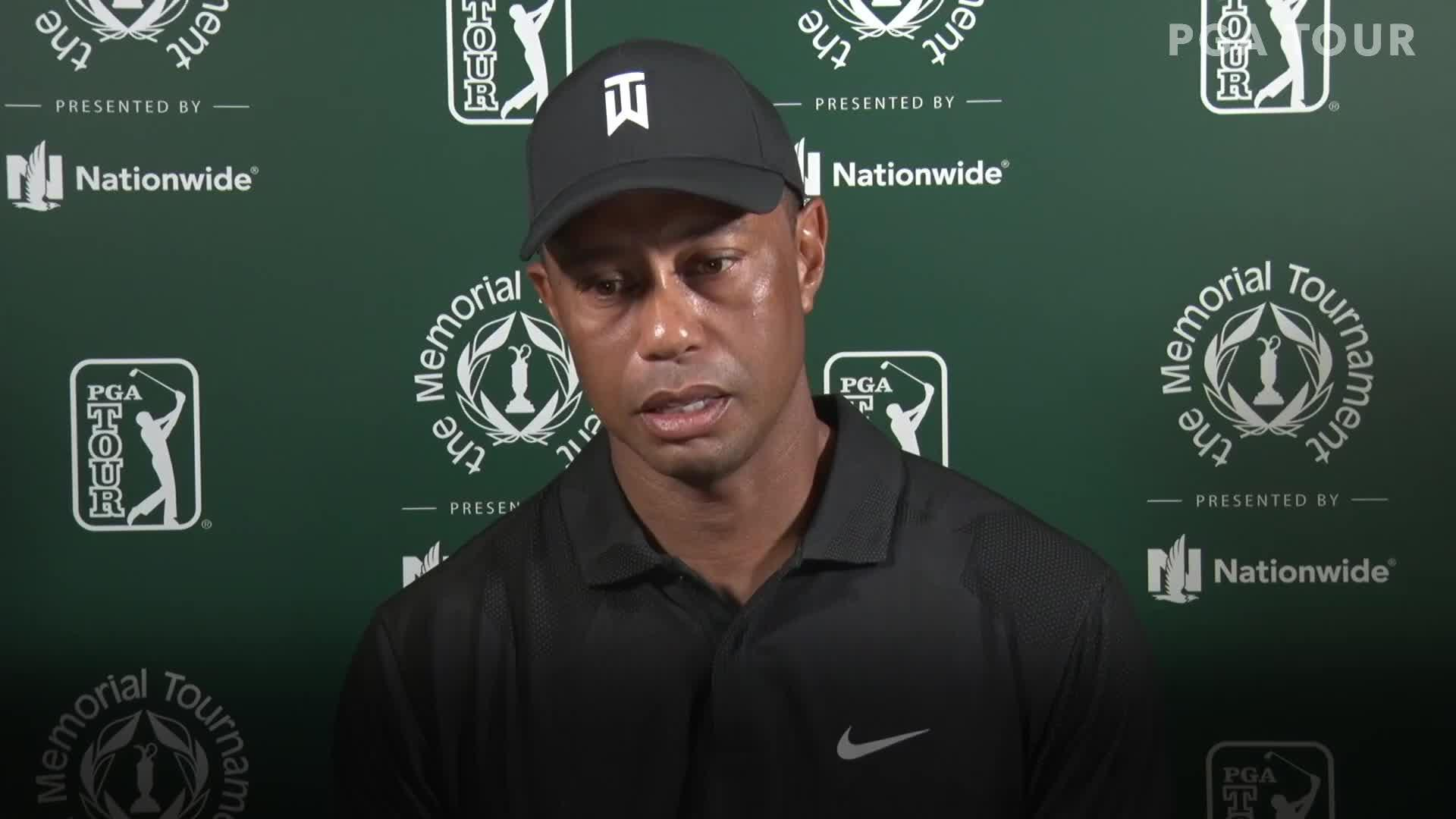 Tiger Woods: It's not the Ryder Cup without fans