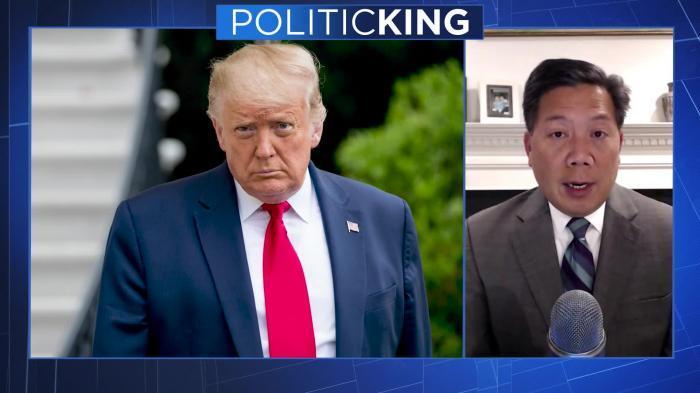 Chris Lu: Rampant covid cases stalling Trump's economic recovery hopes
