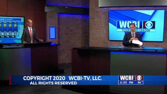WCBI NEWS at Six - Friday, July 17th, 2020