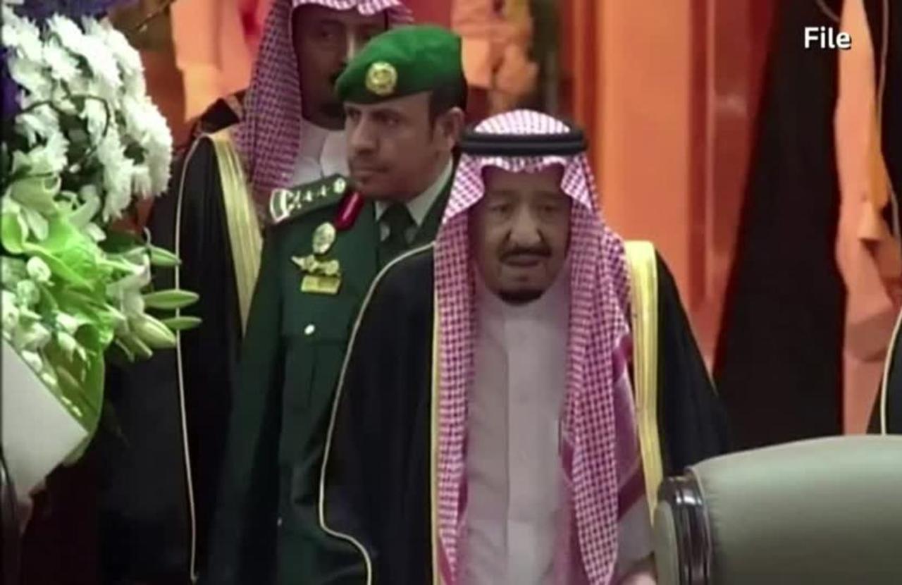 Saudi King Salman admitted to hospital