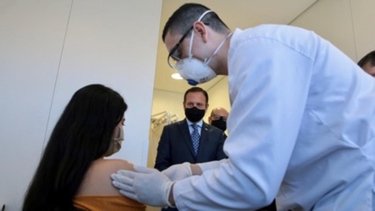 New COVID-19 vaccine trials underway in Brazil