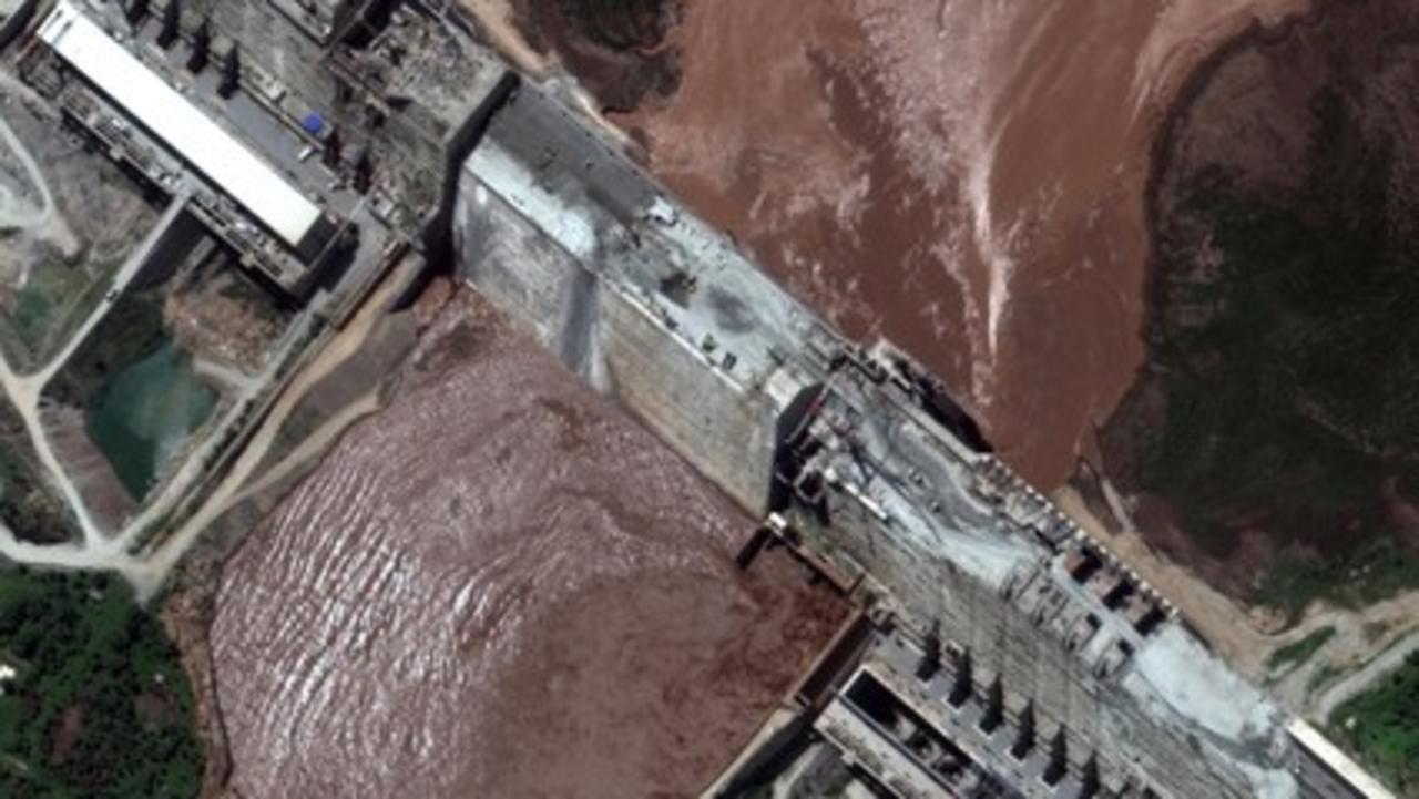 The politics behind the Grand Ethiopian Renaissance Dam