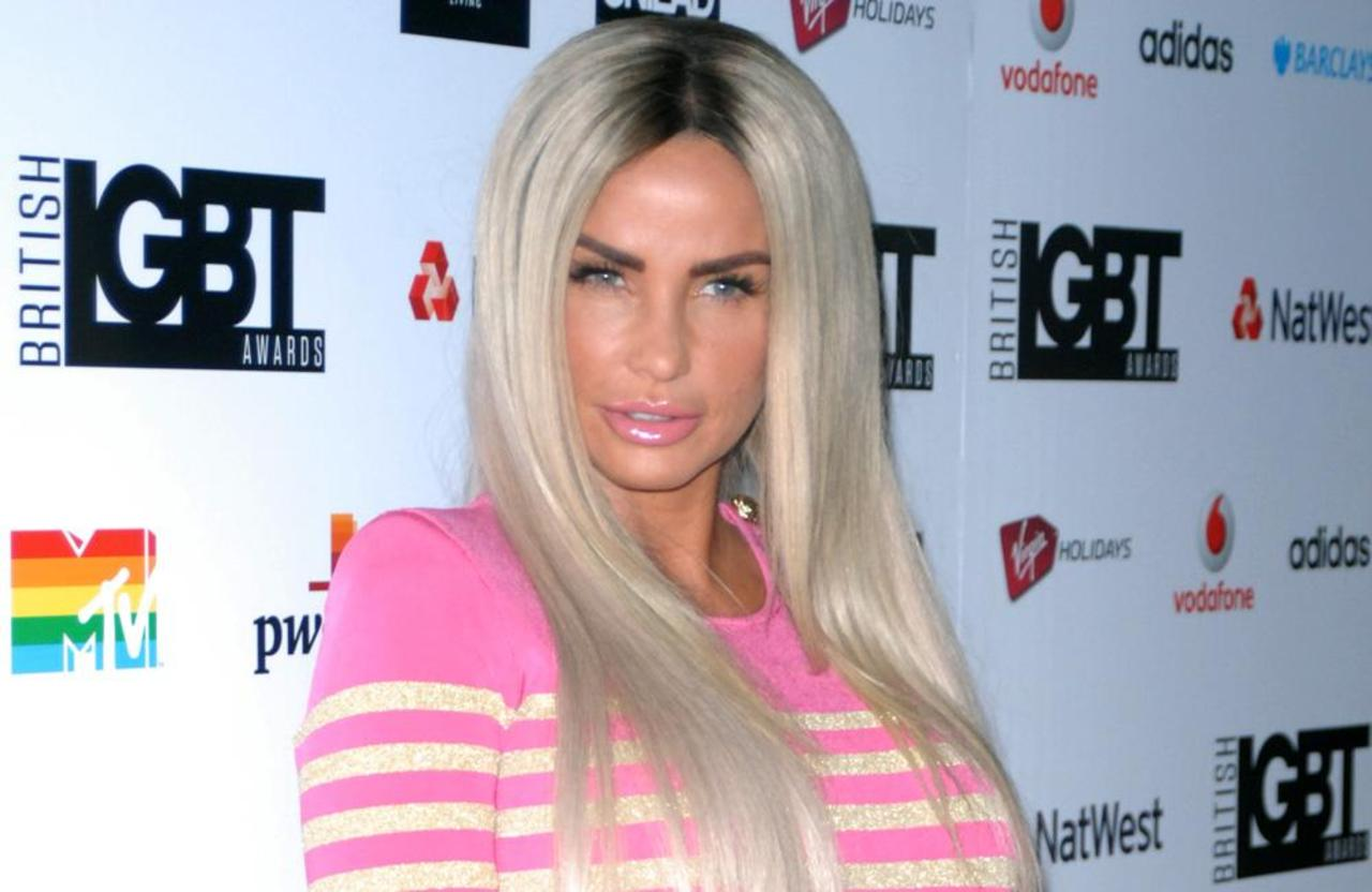 Katie Price's new puppy Rolo has died
