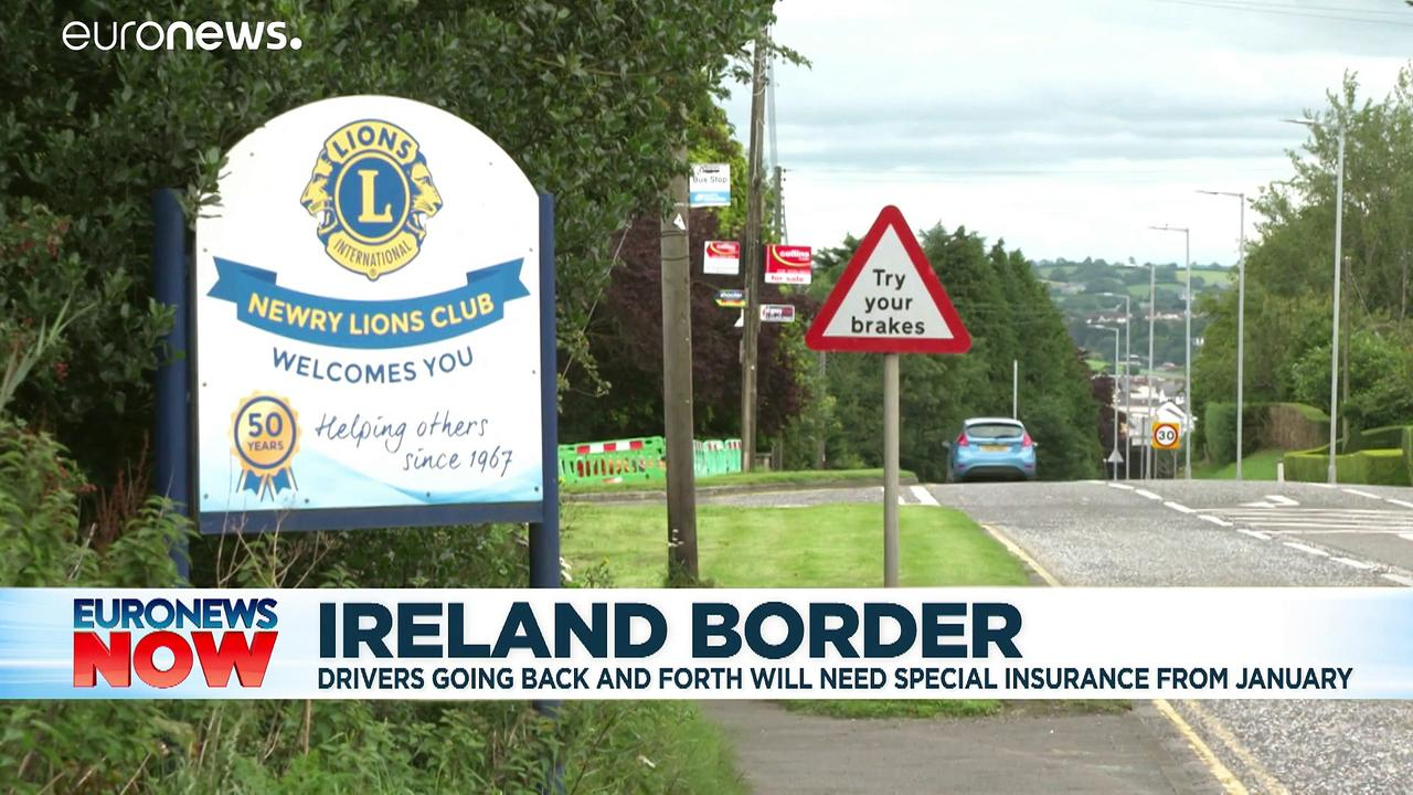 Brexit Bureaucracy? 'Green Card' required for UK Drivers in Ireland