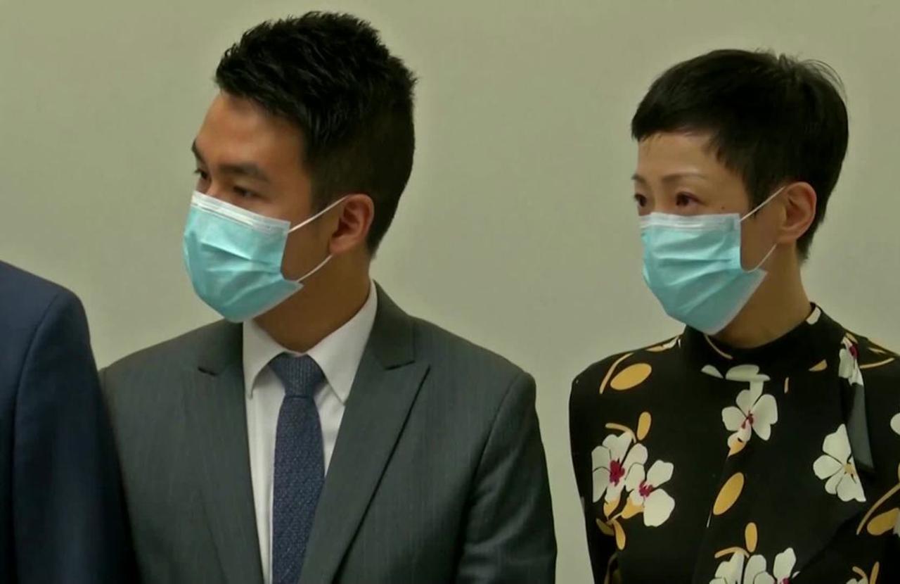Hong Kong blocks 12 democrats from election