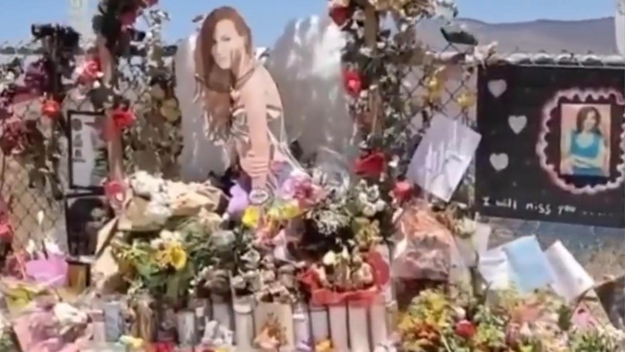 Naya Rivera laid to rest