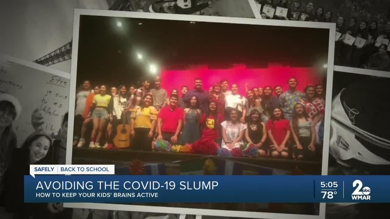 Avoiding the COVID-19 slump