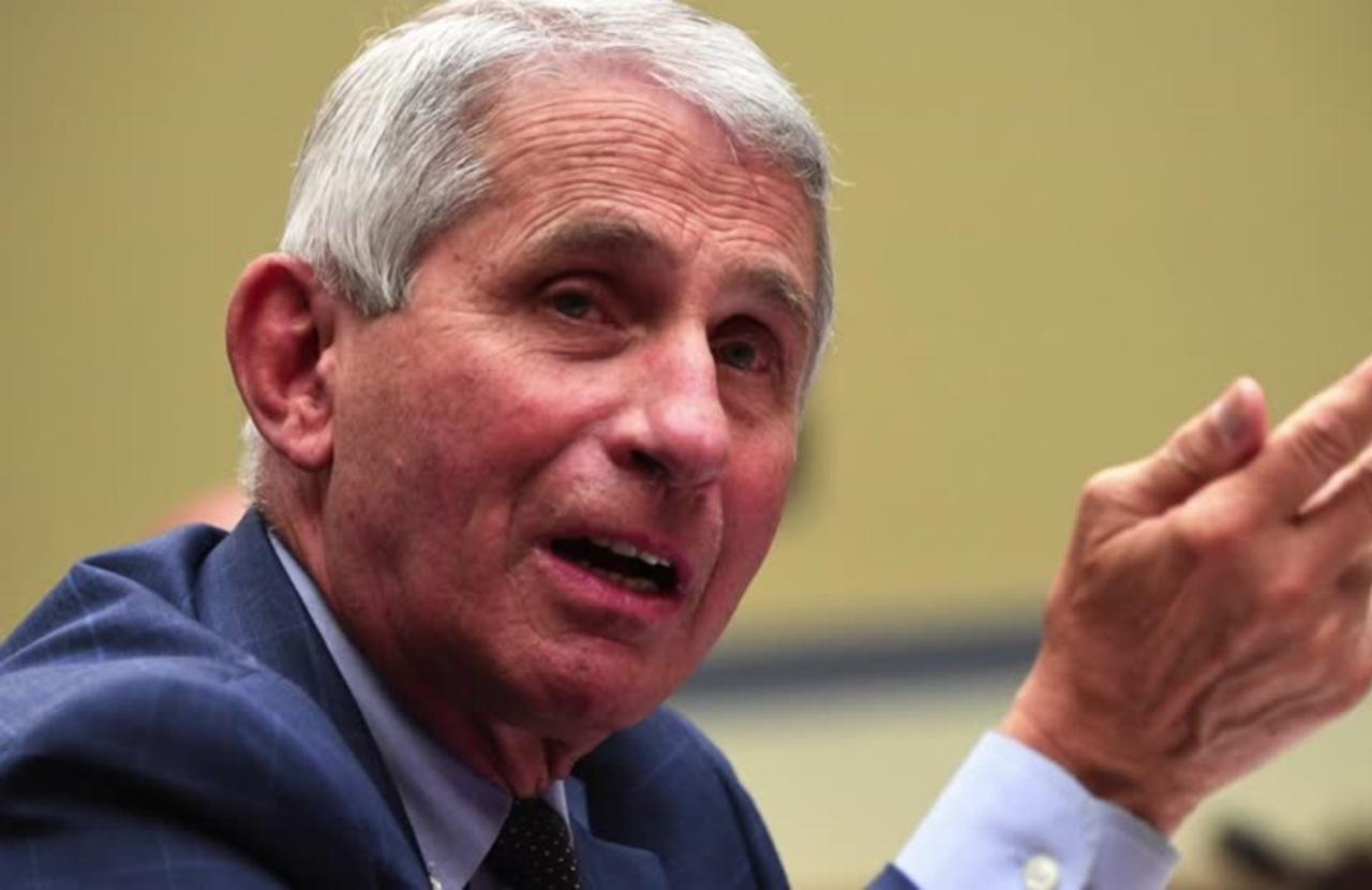 Fauci hopeful for vaccine by end of year into 2021