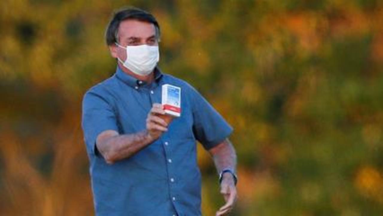 Brazil medics seek ICC probe of Bolsonaro gov't COVID-19 response