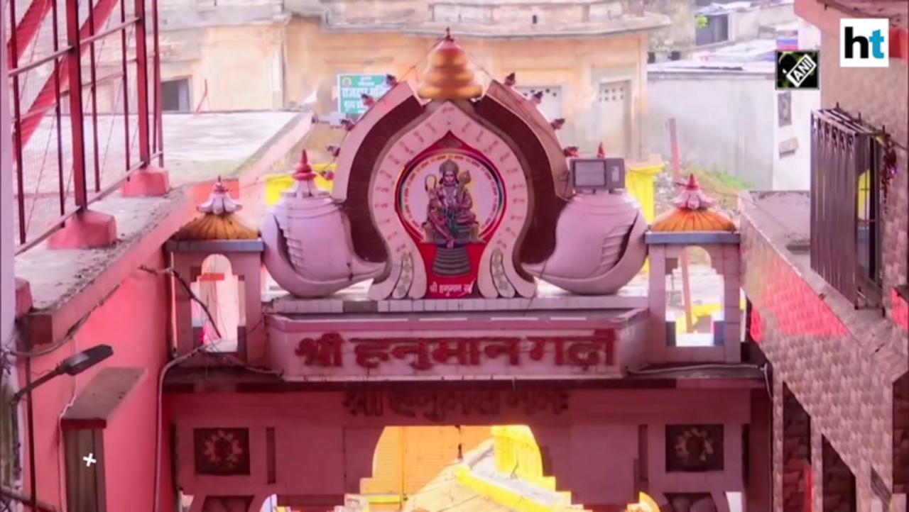 PM Modi to pray at Hanumangarhi ahead of Ram Temple event: Key details